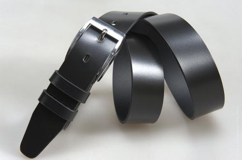 Мужской ремень № 16450 ,цвет черный