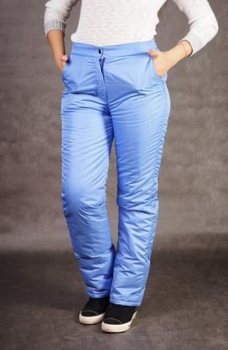 Брюки женские Арт.005 голубой