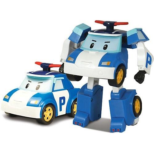 Игрушка Поли трансформер, Робокар Поли  (копия)