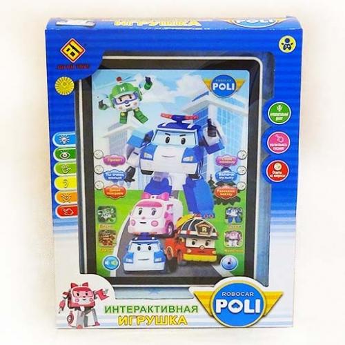 планшет Робокар Поли