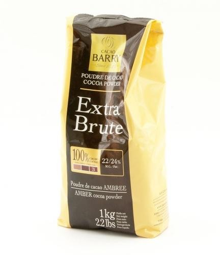 какао-порошок Extra-Brute, 1 кг