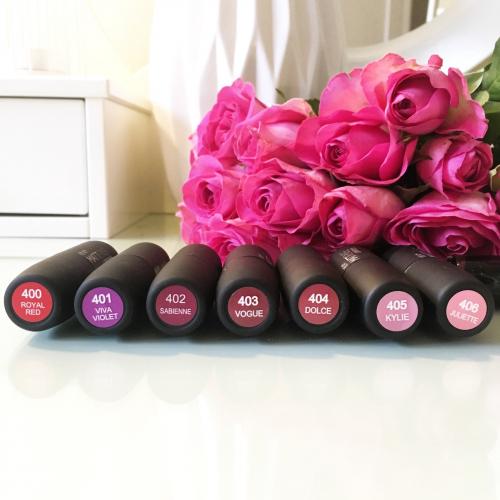 Помада Mattense lipstick 400 royal red