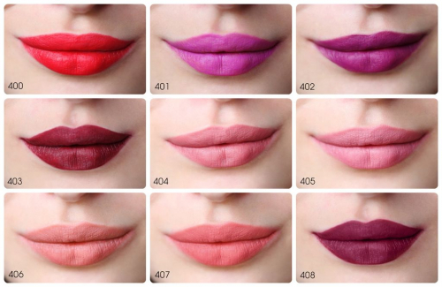 Помада Mattense lipstick 401 viva violet
