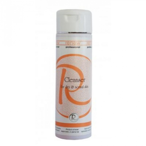 Очищающее средство для сухой и нормальной кожи, 250мл