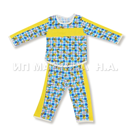 Пижама для мальчика К-11/03 кулир