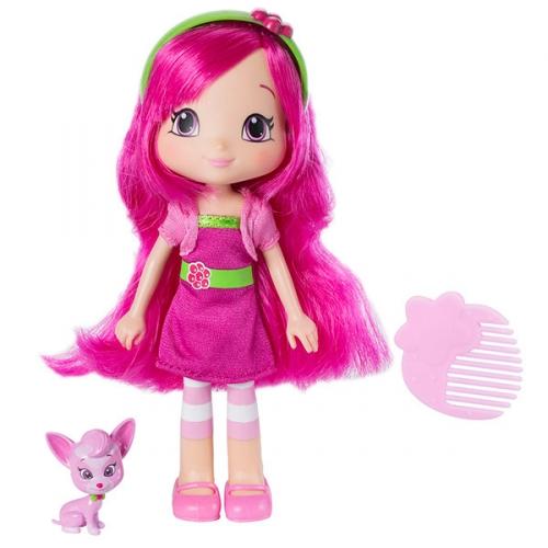 Кукла Малинка с питомцем 15 см 12269
