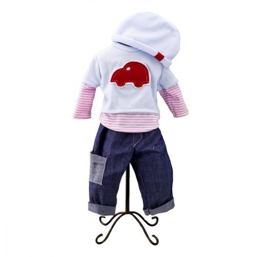 Одежда для куклы мальчика Baby Pink 98240