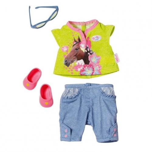 Набор для кукол Baby born Одежда модная в ассортименте 820-957