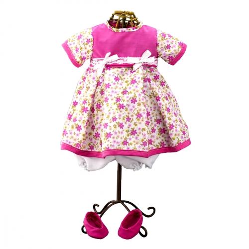 Одежда для куклы девочки Baby Pink 98244