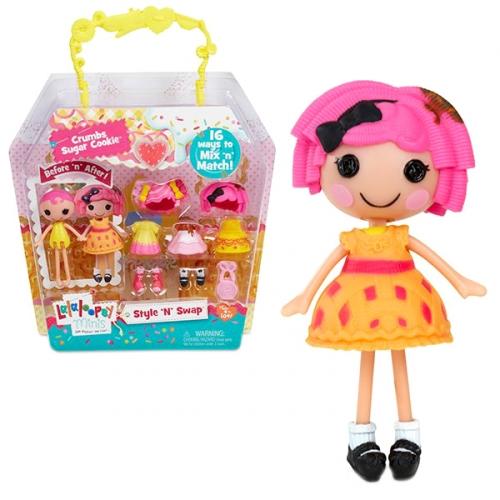 Кукла Lalaloopsy Mini с аксессуарами, в ассортименте 539636