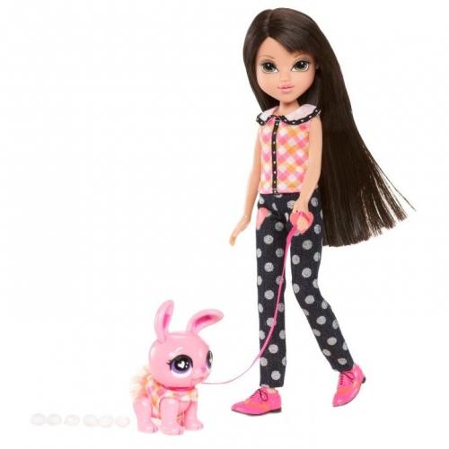 Кукла Moxie Лекса с зайкой 519744