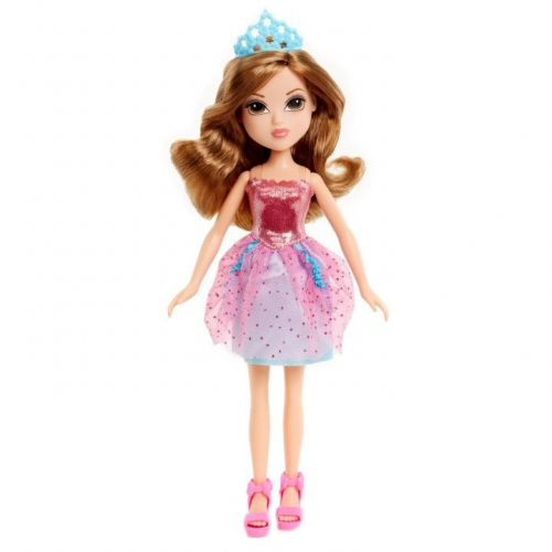 Кукла Moxie Принцесса в розовом платье 540120