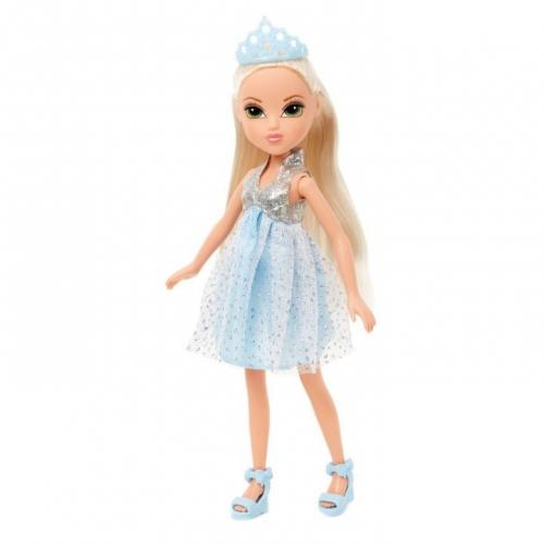 Кукла Moxie Принцесса в голубом платье 540137