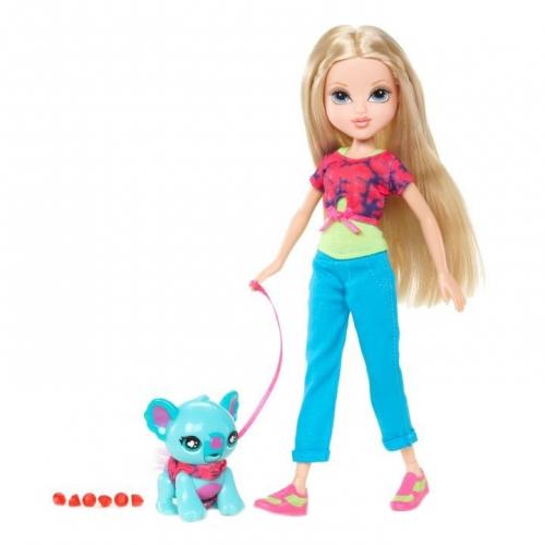 Кукла Moxie Эйвери с медвежонком 519737