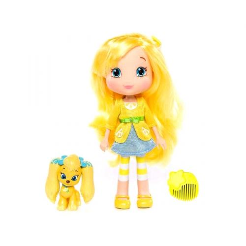 Кукла Лимона с питомцем 15 см 12232