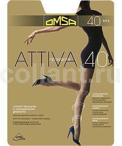 Attiva 40 колготки