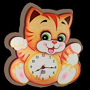 часы котенок Мурлик