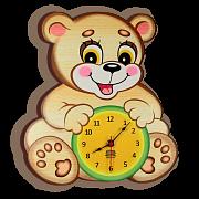 часы мишутка Медолюб