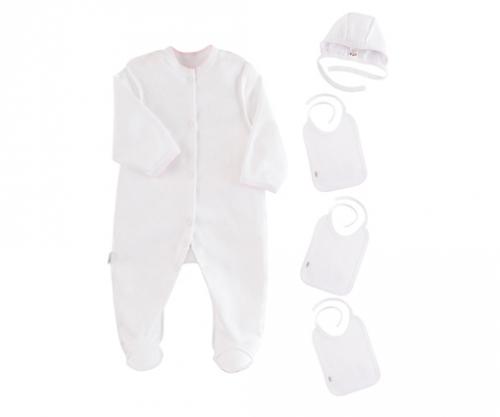 Подарочный набор для новорожденного девочки