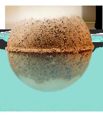 Шарик для ванн Черный бархат