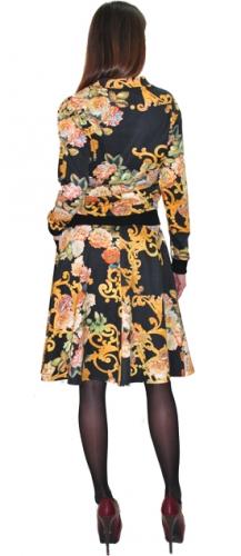 Блузка 3122 + юбка 1133