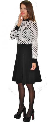 Блузка 3136 + юбка 1140-1