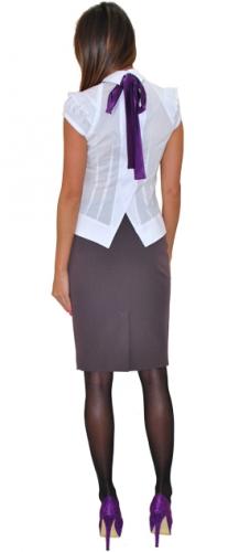 Блузка 353 + юбка 1130