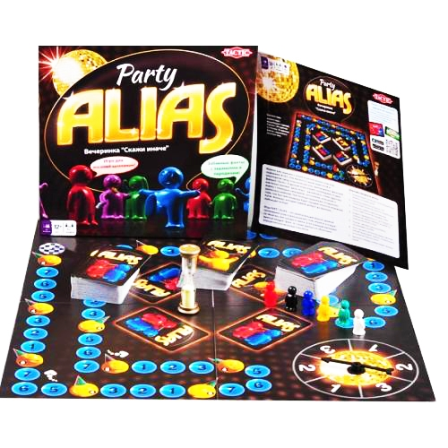 ALIAS Party (Скажи иначе Вечеринка - 2)