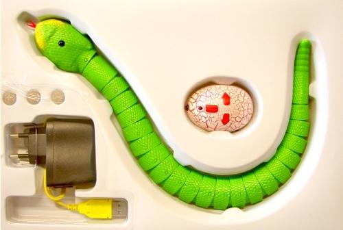 Змея с пультом ДУ