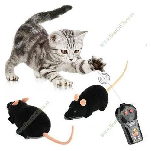 Мышь радиоуправляемая