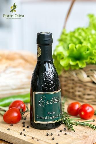 Штирийское тыквенное масло нерафинированное Olmuhle Esterer 250мл