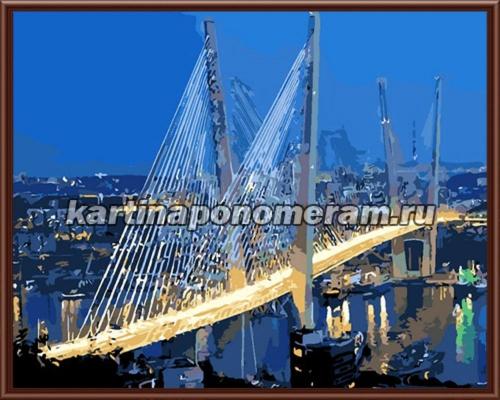 Золотой мост. Владивосток.