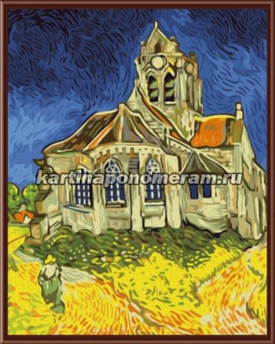 Церковь в Овере, Ван Гог