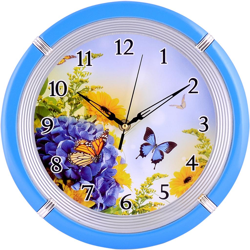 Настенные часы по выгодным ценам в интернет-магазине inpresent.