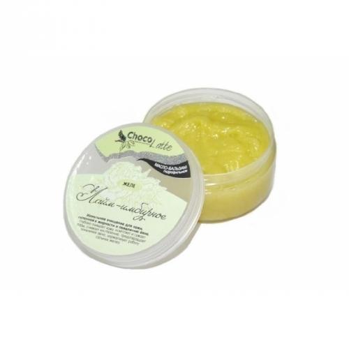 Масло-бальзам (гидрофильное) ЖЕЛЕ ЛАЙМ-ИМБИРНОЕ