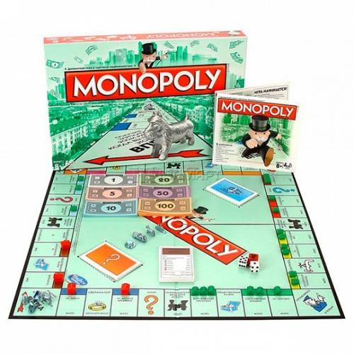 Игрушка игра Монополия