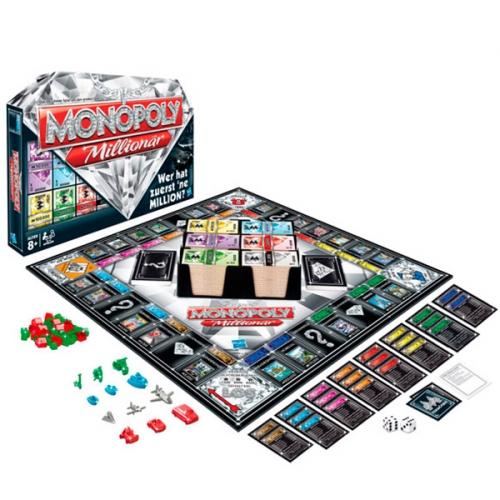 Игрушка игра Монополия Миллионер