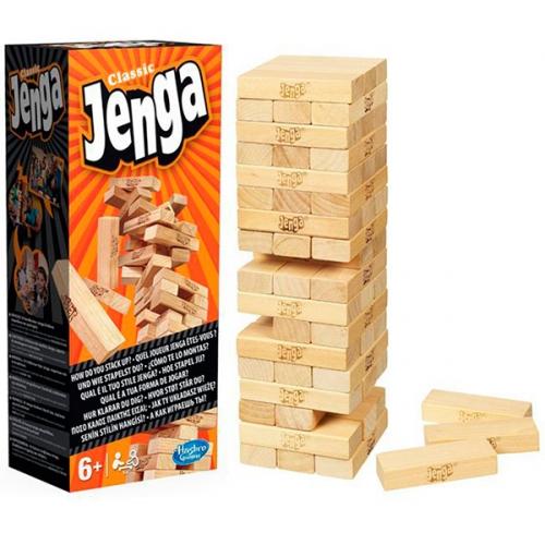 Игрушка игра Дженга обновл.