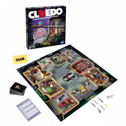 Игрушка игра Клуэдо обновленная