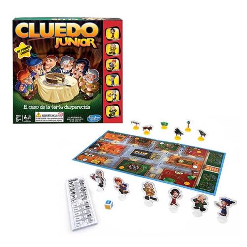 Игрушка игра Моя первая игра -  Клуэдо