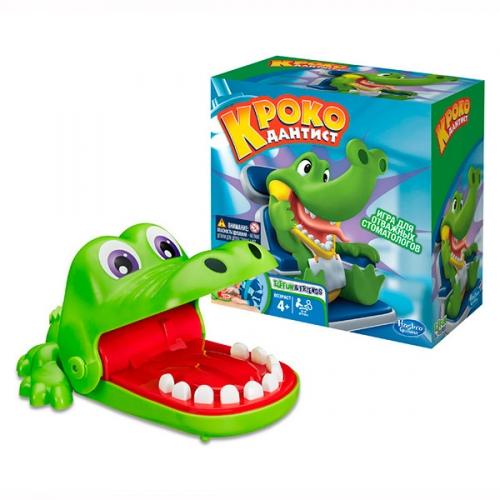 Игрушка игра Крокодильчик Дантист