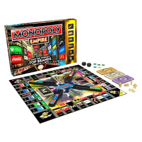 Игрушка игра Монополия Империя (обновленная)