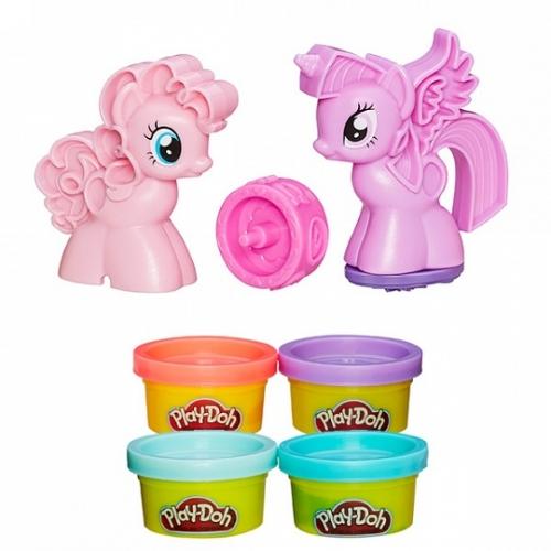 Play-Doh  Игровой набор Пони Знаки отличия