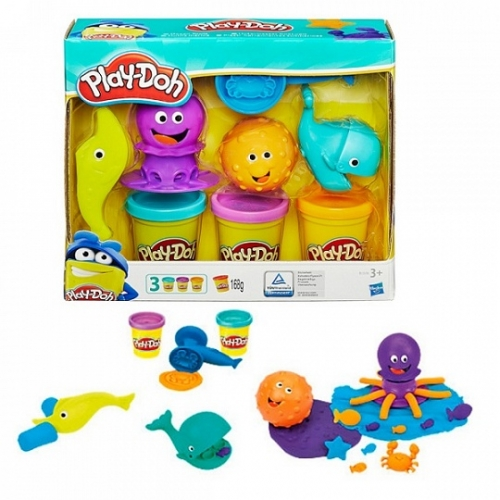 Play-Doh Игровой набор ПОДВОД МИР