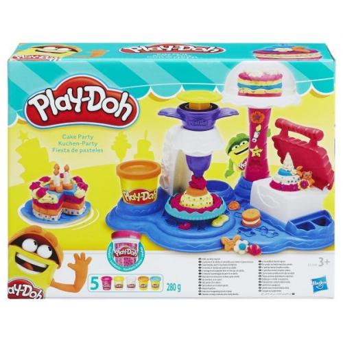 Игрушка Play-Doh Игровой набор
