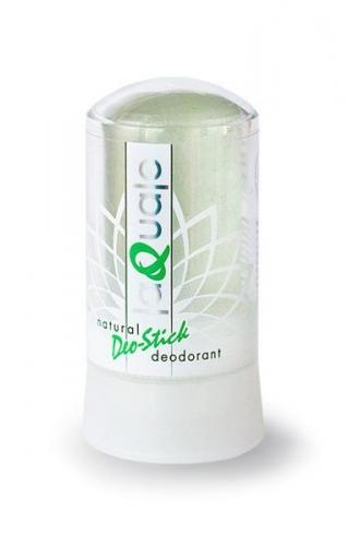 Натуральный минеральный дезодорант-стик LAQUALE с экстрактом березы