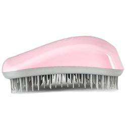 Hair Brush Original Pink-Silver - Расческа для волос, Розовый-Серебро
