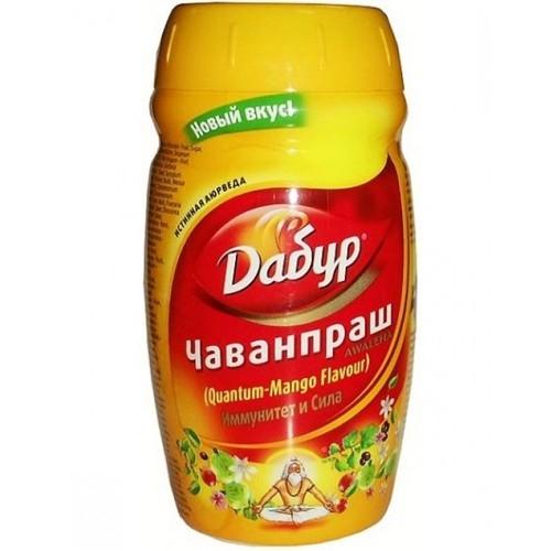 Пищевая добавка Chywanprash Mango (Чаванпраш) Dabur, со вкусом Манго, 500 г