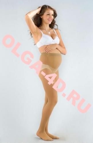 40 DEN Колготки для беременных P40