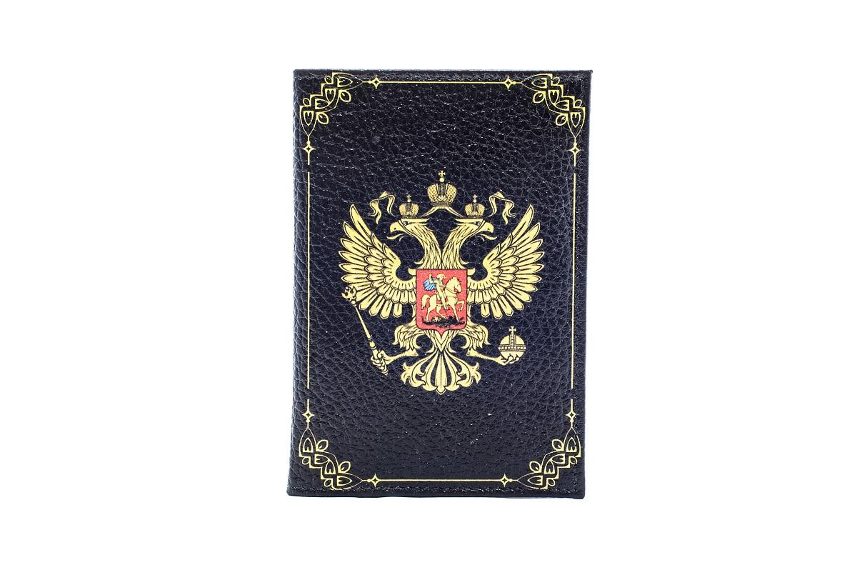 Картинка паспорт герб